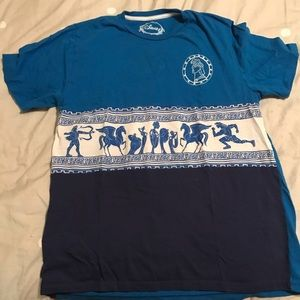 Disney || Hercules panel T-shirt